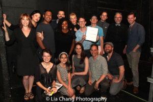 Blueness group photo NYSF