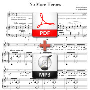No More Heroes PDF + MP3