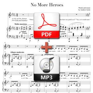 No More Heroes PDF + MP3