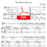 No More Heroes PDF only