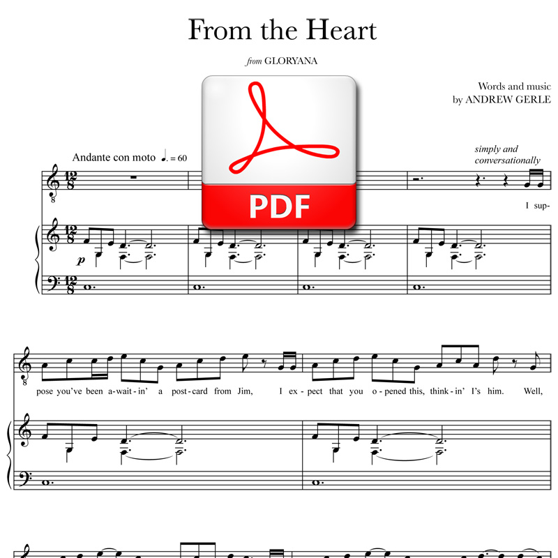 From the heart pdf andrew gerle from the heart pdf words and music by andrew gerle ccuart Image collections